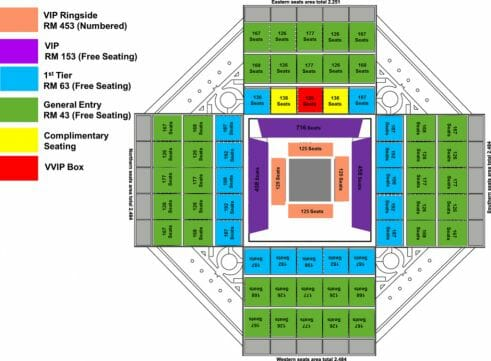 Voltage-Seating-Map