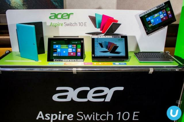 Acer Concept Store launch