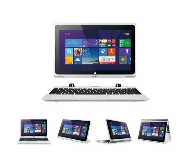 Acer Aspire Switch 10 launch