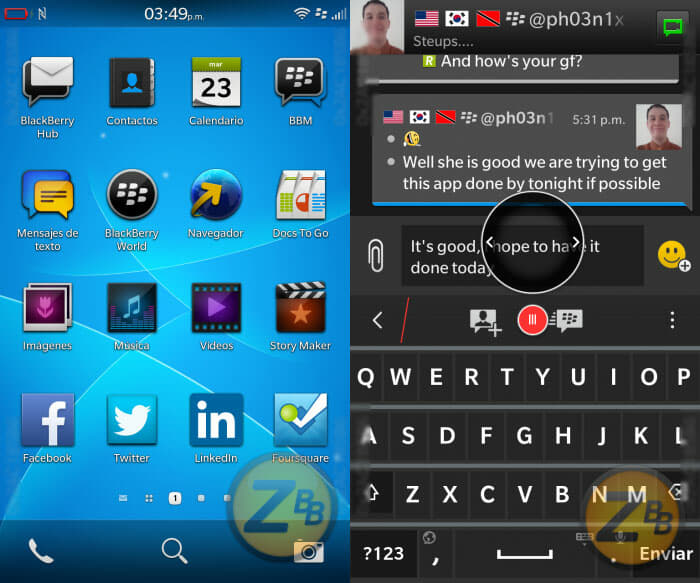 Unofficial BlackBerry OS 10 3 140 for Z10 (STL100-3) leaked