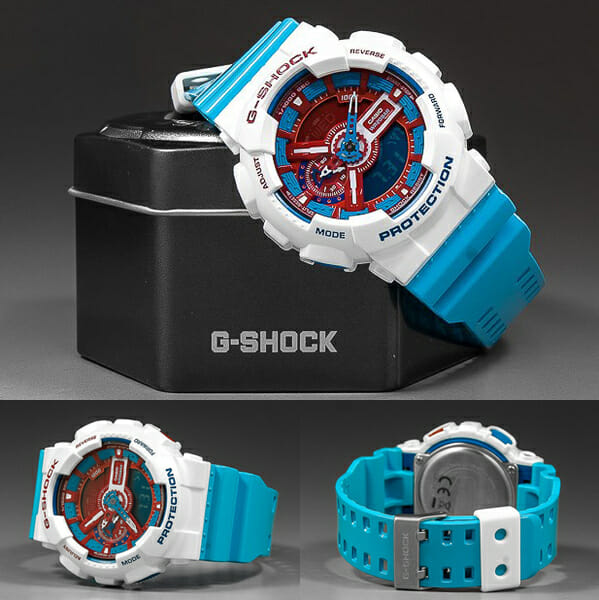 Casio G-SHOCK X Doraemon