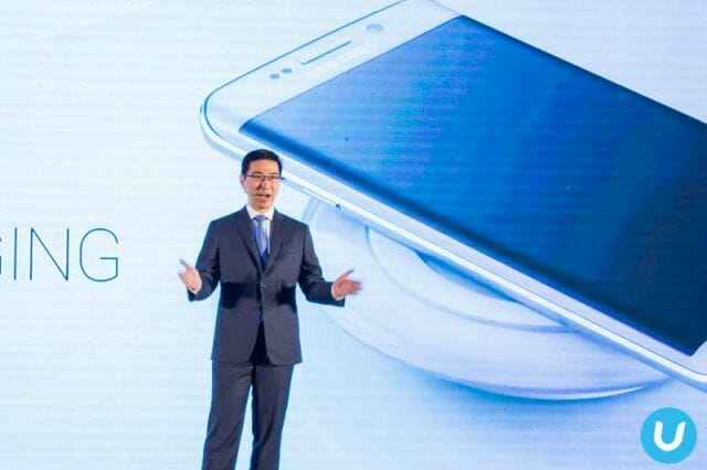 Galaxy S6 launch