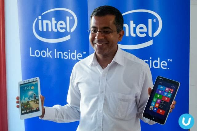 George Chacko, Intel