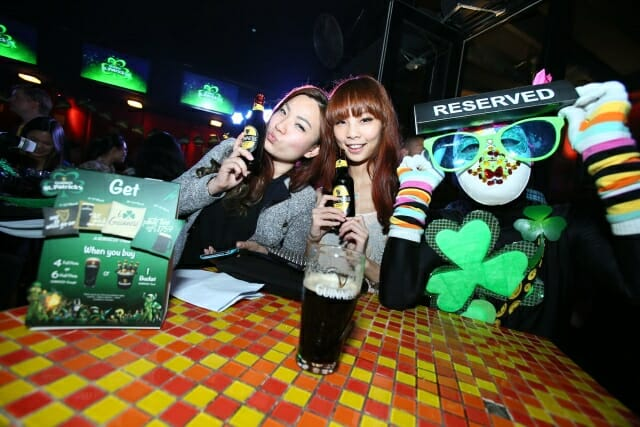 Get ready for tons of fun, excitement and laughter with GUINNESS this St.Patrick's Celebration!
