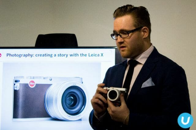 Mathieu Musnier, Area Sales Manager SEA, Leica Camera Asia