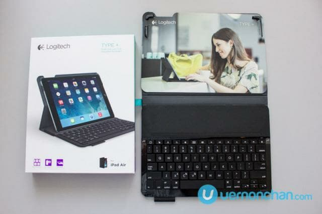 Logitech Type+ for iPad Air review