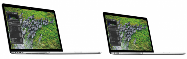 MacBook Pros. Image credit: 9to5Mac