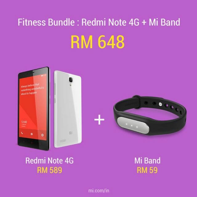 mi Fitness Bundle