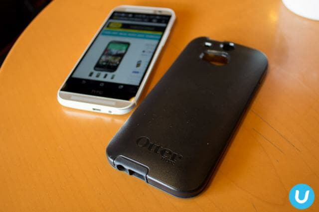 OtterBox Symmetry for HTC One M8