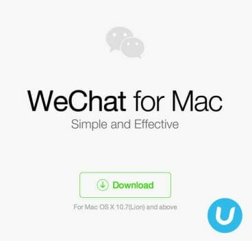 WeChat for Mac